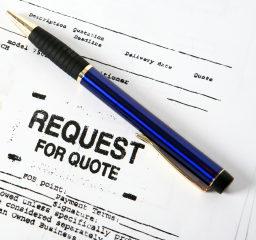 """RFQ Management, Short List definition & the """"Final Decision"""""""
